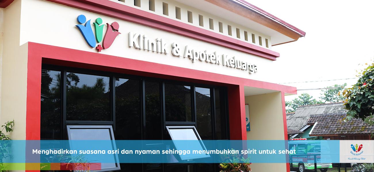 Klinik Keluarga Asri Dan Nyaman